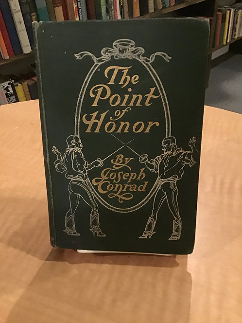 The Point of Honor by Josep Conrad