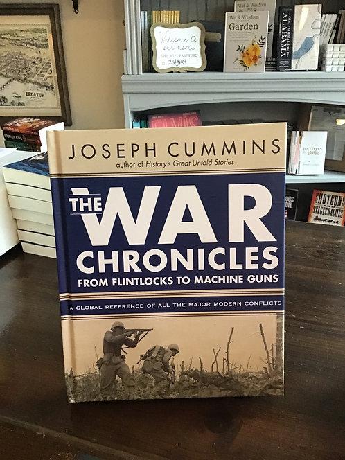 The War Chronicles from Flintlocks to Machine Guns