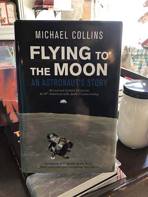 Flying to the Moon by Michael Collins