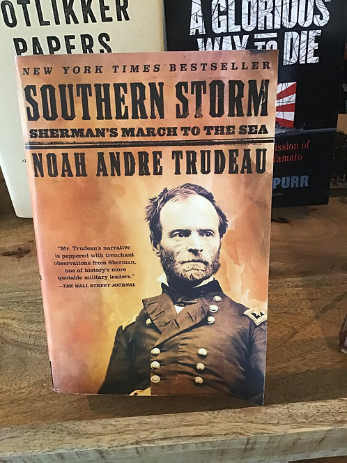 Southern Storm Sherman's March to the Sea by Noah Trudeau