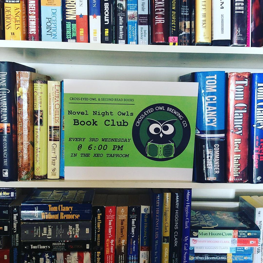 Cross Eyed Owl Brewery Book Club (3)