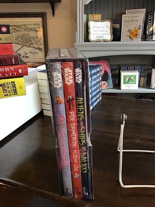 Star Wars 3 book gift set