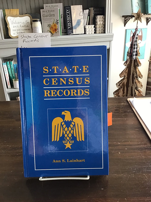 State Census Records by Lainhart