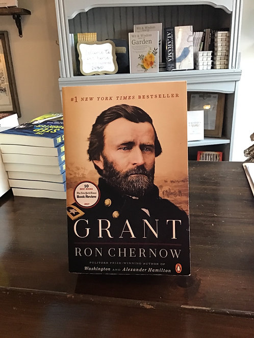 Grant by Ron Chernow