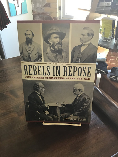 Rebels in Repose by Allie Povall