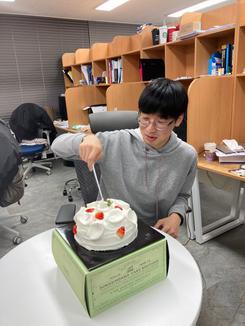 Wonbeom's Birthday~!
