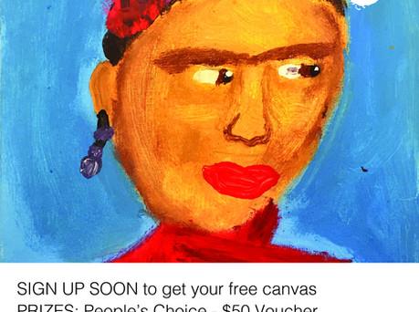 Emanuel School Archies Portrait competition 2018