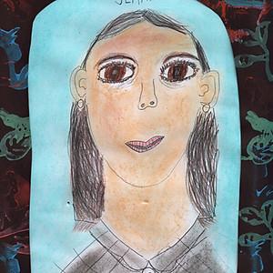 Yr 2 - 'Self Portraits'