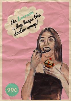 Hannah Propaganda Poster
