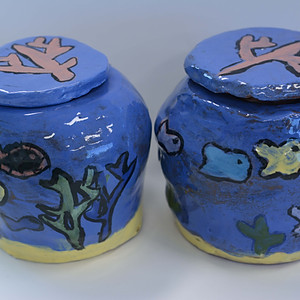 Yr 6 - 'Pots that tell stories'