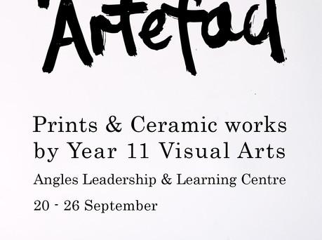 Future Artefact: Year 11 Visual Arts