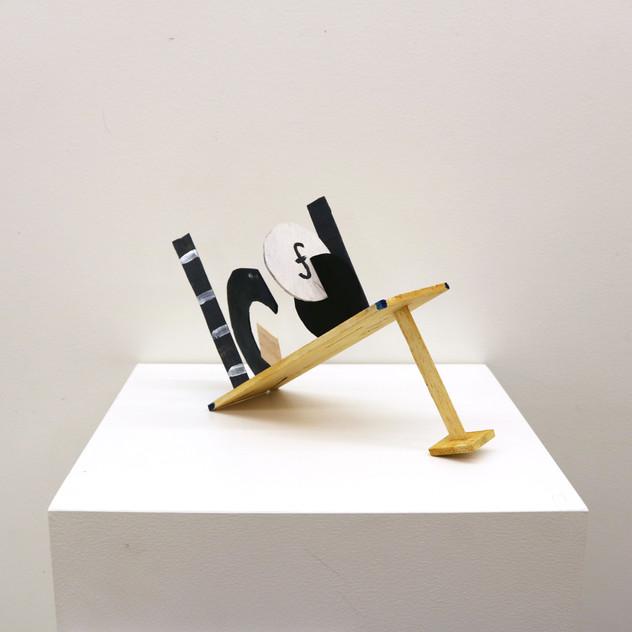 Y8 Cubist Sculpture