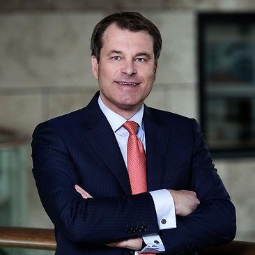 Jurgen Rigterink, First Vice President,