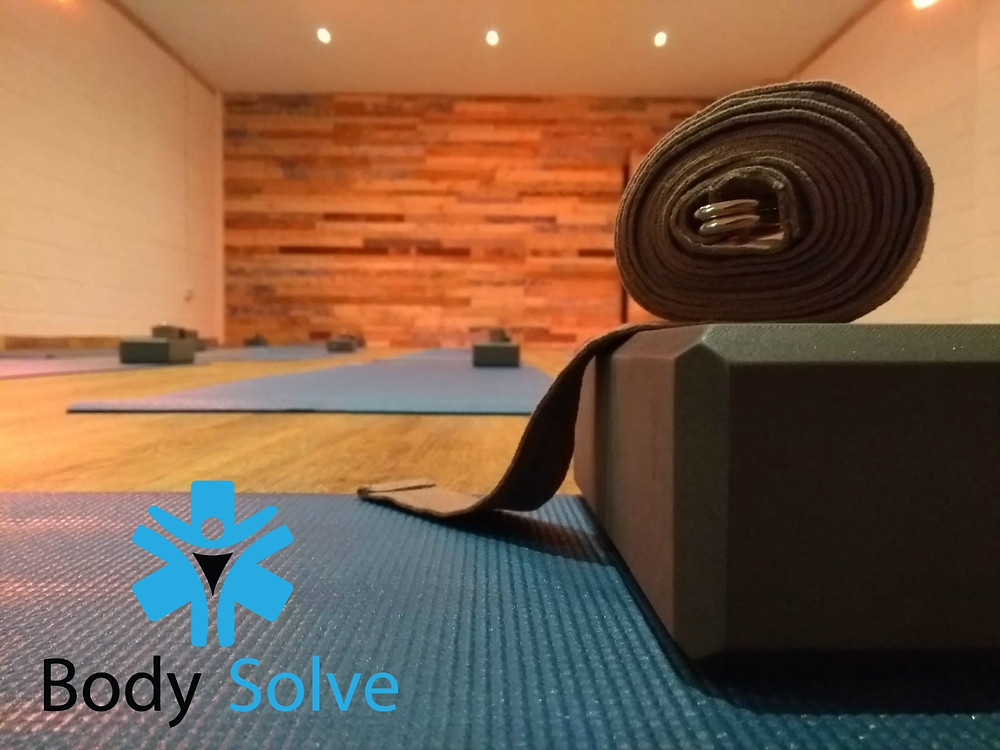 Body Solve's latest addition to the team sees a 20-30 person studio created to help patients at Body Solve and the local community to start moving better, more efficiently and of course to reduce injuries, have fun and keep people active and healthier for longer.