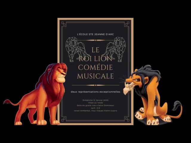 Bande-annonce : le Roi Lion