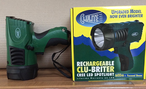 Clulite Lamp spotlight clu briter led