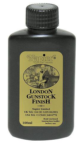 LONDON GUNSTOCK FINISH BOTTLE 100 ML