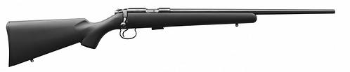.22LR CZ 455 AMERICAN RIMFIRE RIFLE 16 INCH