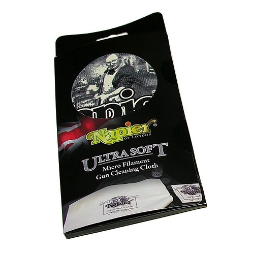 NAPIER ULTRA SOFT GUN CLEANING CLOTH