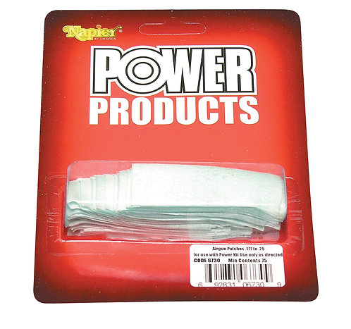 POWER PULL THROUGH KIT PATCHES
