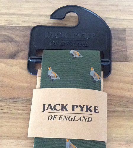 Jack Pyke Partridge Tie Green colour