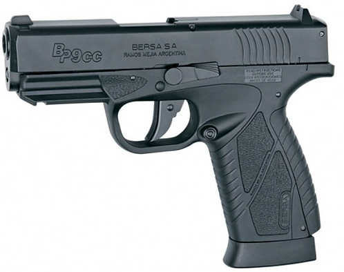 BERSA BP9CC NON BLOWBACK CO2 PISTOL