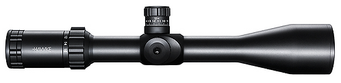 HAWKE SIDEWINDER 4-16×50 10× ½ MIL DOT RIFLE SCOPE