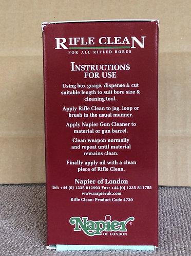 Napier Of London Rifle Clean