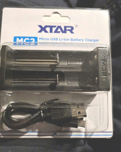 Xtar basic battery charger