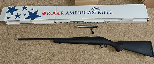 RUGER AMERICAN RIFLE 22-250 AS NEW