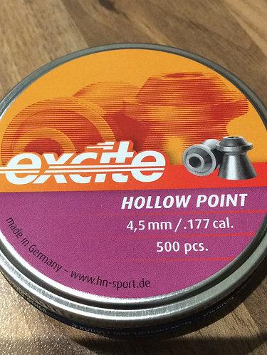 H&N Excite Hollow Point 177 cal pellet