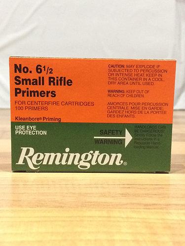Remington small rifle primers