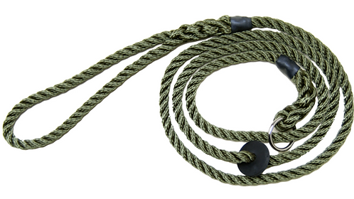BISLEY DELUXE GREEN SLIP LEAD RED OR GREEN