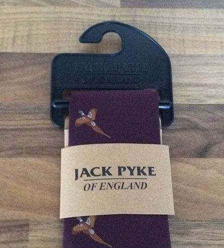 Jack Pyke Pheasant Pattern Tie