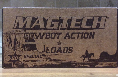 Magtech 38 special LFN Cowboy Action Ammo