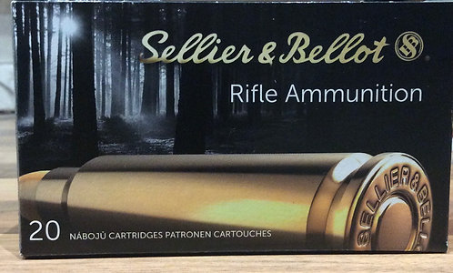 .223 rem. Sellier and Bellot Ammo