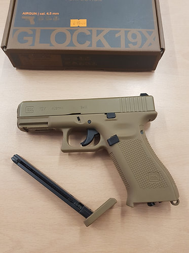 GLOCK 19x bb AIR PISTOL