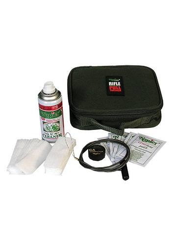 UNIVERSAL RIFLE PULL THROUGH CLEANING KIT