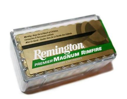 REMINGTON PREMIER MAGNUM RIMFIRE 17HMR (PER 50)