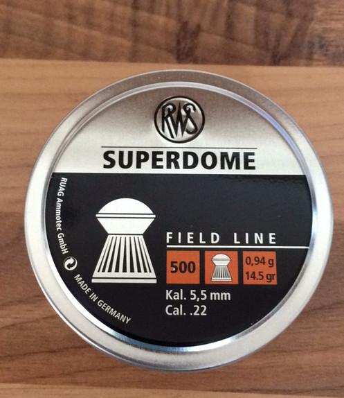 RWS Superdome Pellets  22