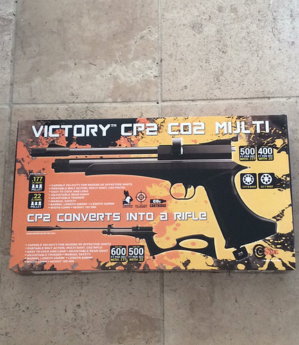 Victory CP2 pistol / Rifle kit