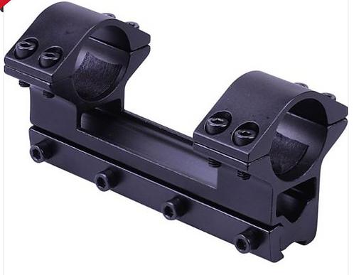 Richter Optik 1 piece scope mount 1 inch tube medium dovetail fit