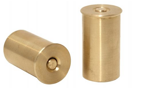 BISLEY BRASS SNAP CAPS QUALITY 12 GUAGE