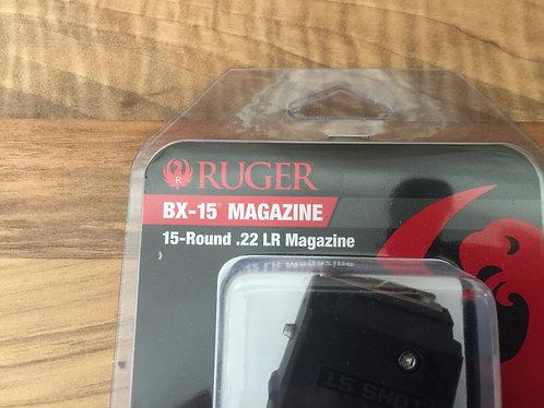 RUGER 10/22 BX 15 MAGAZINE
