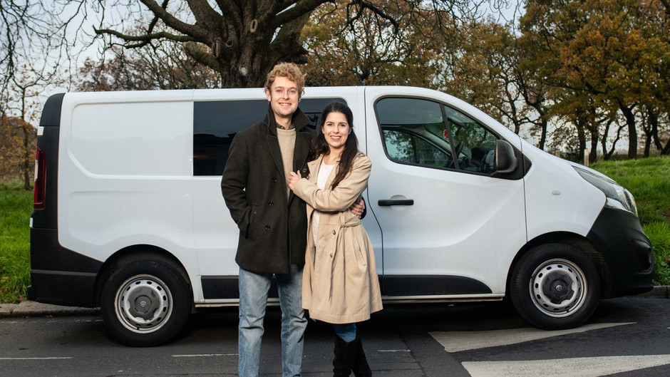 We bought a van! Introducing Osprey, our Vauxhall Vivaro conversion