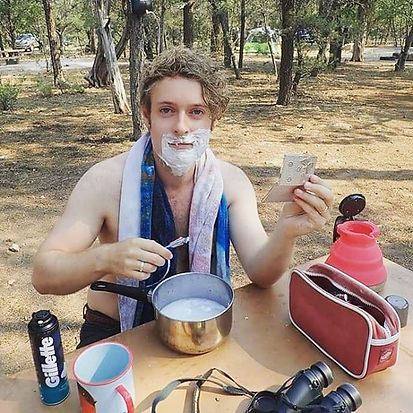 The practicalities of shaving on the roa