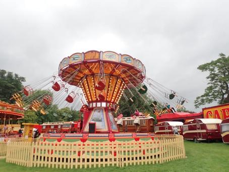 A day at Carters Steam Fair