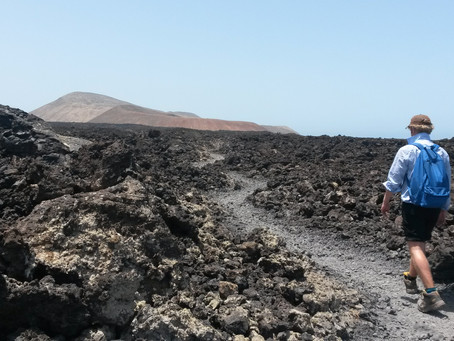 A postcard from: Lanzarote