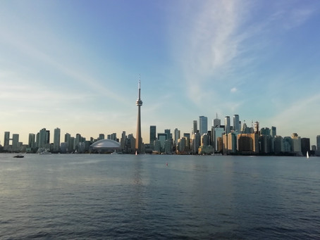 One week in Toronto