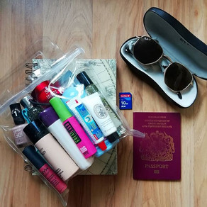 Reusable Airport Liquids Bag - BlueSkye Travel Accessories